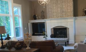 residential-family-room-weekly cleaning