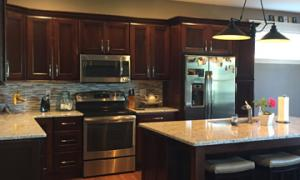 residential-kitchen-basic cleaning