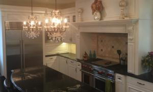 residential-kitchen-personalized cleaning