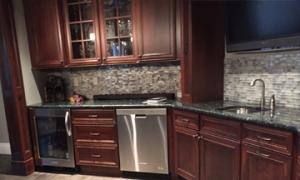residential-kitchen deep cleaning